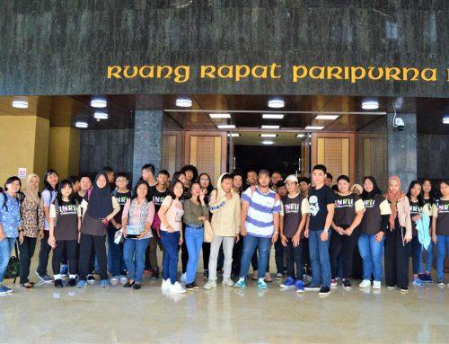Study Tour Ke Gedung DPR